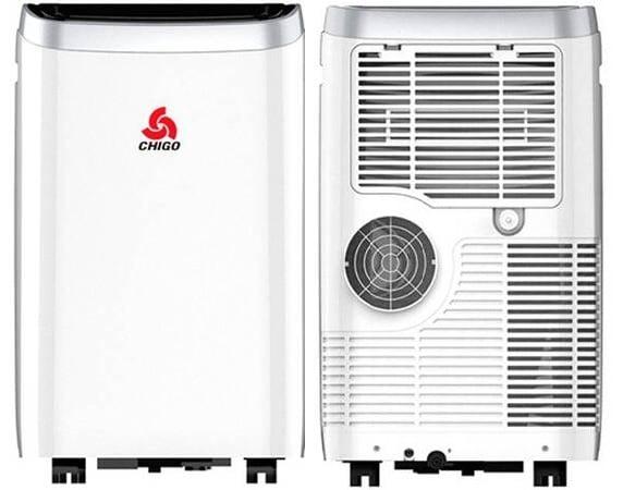 Climatiseur mobile CHIGO CP35C3A